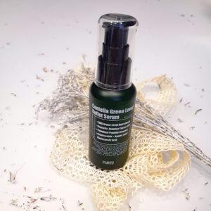 00002 Поживна сироватка для обличчя Purito Centella Green Level Buffet Serum