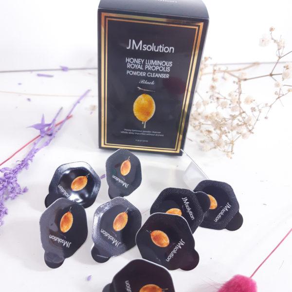Ензимна пудра JMSolution Honey Luminous Royal Propolis Powder Cleanser