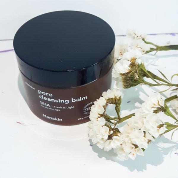 Очищуючий бальзам для жирної шкіри HANSKIN Clensing Balm BHA – Oily Skin