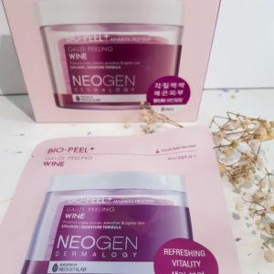 Пілінг диски Neogen Dermalogy Bio Peel Gauze Peeling – Wine