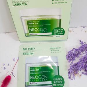 Пілінг диски Neogen Dermalogy Bio Peel Gauze Peeling Green Tea