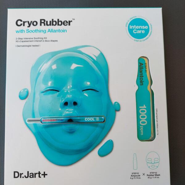 "Моделююча альгінатна маска ""Заспокійливий ефект"" Dr.Jart + Cryo Rubber With Soothing Allantoin"